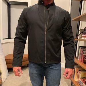 Banana Republic Lightweight Moto Jacket - Large